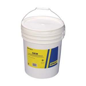 nVent Erico GEM25ABKT GROUND ENHANCMENT MATERIAL,5 GALLON BUCKET