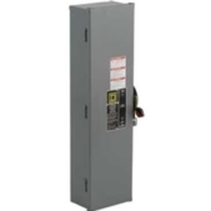 Square D J250S ENCLOSURE FOR CIRCUIT BREAKER NEMA 1