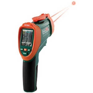 Extech VIR50 Dual Laser IR Video Thermometer