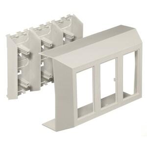 Hubbell-Wiring Kellems PS3FCIB3G SUP BS-TRAK, FULL CAP 3-G BOX