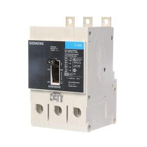 Siemens NGB3B045B BRKR NGB 45A 3P 480Y 25K LD LUG