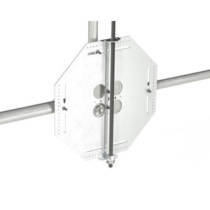 """Orbit Industries BCHS-6 Box/Conduit Hanger Support, Fits Up to 6"""" x 6"""" Boxes"""