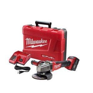 "Milwaukee 2781-21 Grinder, Side Switch Lock-On Kit, 4-1/2"" - 5"""