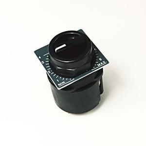 Allen-Bradley 800H-N102 Potentiometer, Operator Only, No Resistive Element, NEMA 4/4X/13