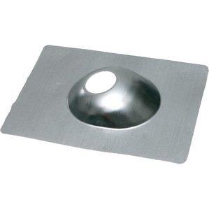 "Arlington 624 Roof Flashing, 1-1/4 to 1-1/2"", Neoprene Seal, Steel"