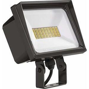 Lithonia Lighting QTE-LED-P3-40K-120-YK-DDB-M6 66W LED Floodlight