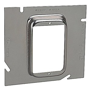 Steel City 82C-1G-5/8 5-SQUARE SINGLE GANG RING 5/8-IN