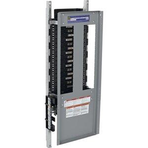 Square D NF430L2C Panel Board, Interior, Main lugs, 250A, 480Y/277VAC, 4 Wire, 3PH