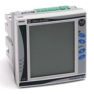 Allen-Bradley 1420-V2P-ENT PowerMonitor 500, EtherNet/IP Power Meter, 690VAC V-LL, 400VAC V-LN