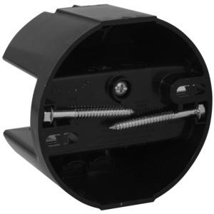 "Hubbell-Raco 7120 4"" Ceiling Fan Box, Saddle Type, Depth: 2-5/8"", Non-Metallic"