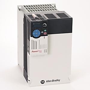 Allen-Bradley 25B-E032N104 Drive, Variable, 525 - 600VAC, 22kW, 30HP/ND, 18.5kW, 25HP/HD
