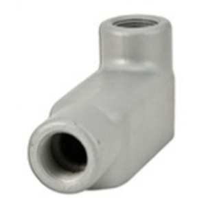 "Appleton LB27 Conduit Body, Type: LB, Size: 3/4"", Form 7, Malleable Iron"