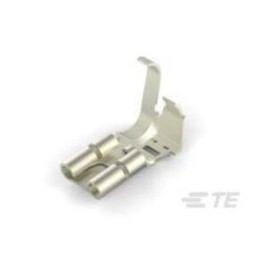 Tyco Electronics 63604-1 Flag Receptacle, 18 - 12 AWG, Non-Insulated