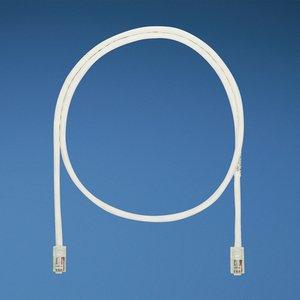 Panduit NK5EPC10Y UTP Patch Cord, Category 5e, Off-White, 10' Length