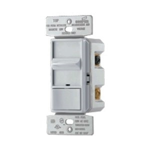 Eaton Wiring Devices SI061-W SKYE Dimmer, 1P, 600W, 120V/AC, White