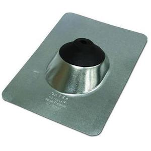 "Thomas & Betts NF2BB Roof Flashing, Diameter: 2"", Neoprene"