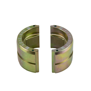 Greenlee KC12-600 600 Copper 12T U-Style Die, Green