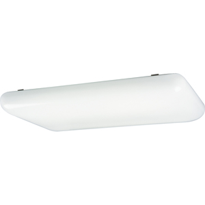 Progress Lighting P7280-60ES 4-34w T12 Linear Fluorescent, Limited Quantities Available *** Discontinued ***