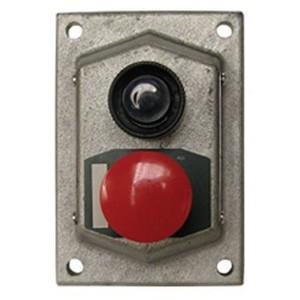 Cooper Crouse-Hinds DSD948-J1-LED-T4 Pilot Light Device with Transformer, Red