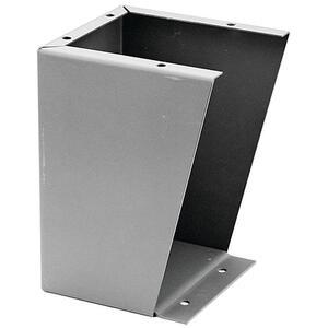 """nVent Hoffman AFK1212 Floor Stand Kit, 12"""" x 12"""", Gray, Steel"""