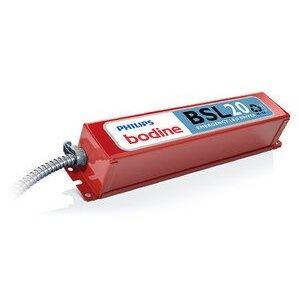 Bodine BSL20MV Emergency LED Driver, Field Installation 20W Output Power