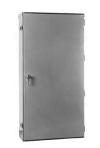 "Square D HC4486WP Panelboard Enclosure, NEMA 3R/12, 86""H x 44""W x9.49""D"