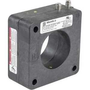 "Square D 180R401 Current Transformer, Solid Core, 400:5A, 600V Class, 2.50"" ID"