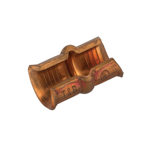 NSI Tork CT-104 C-Tap Connector, Copper, 12 - 4 AWG, Color Code Brown