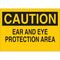 25194 PROTECTIVE WEAR SIGN