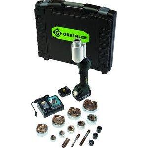Greenlee LS100X11SS4 Punching Tool Kit