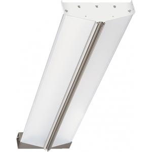 Cree Lighting CS14-38L-40K-10V 4' LED Suspended Luminaire, 3800 Lumen, 4000K, 120-277V