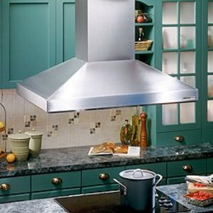"""Broan 637004EX 27-9/16"""" x 39-3/8"""" (70cm x 100cm) Stainless Steel Range Hood, External Blower. Blowers are ordered separately. Select from Models 331H, 332H, 335, 336, HLB3, HLB6, HLB9 and HLB11 on Page 43."""