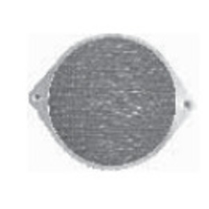 70103697 Fan Guard, Diameter: 172 mm, Material Corrugated Aluminum