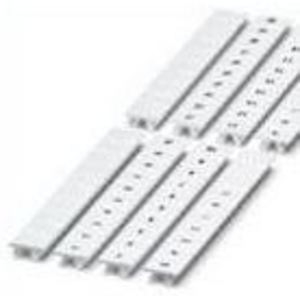 Phoenix Contact 1052028:0121 Terminal Block Marking Strips, Vertical, 121-130, White, 8mm Width