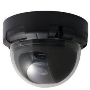 Speco Technologies VL644K INDOOR DOME 1000TVL 3.6MM FIXED LENS 12VDC BLACK
