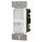 Cooper Lighting WBSD-010SLD-W Dimmer Slider, 0-10V, 120/277 VAC, White
