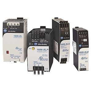 Allen-Bradley 1606-XLE240E-3 Power Supply, Switched Mode, 240W Output, 24-28 Output Voltage, 3P