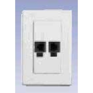 AX100344 DUAL FLUSH WHITE PS5 DVO