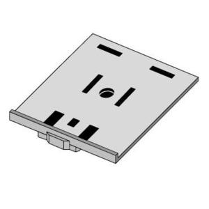SSAC P1023-20 DIN Rail Mount Adapter