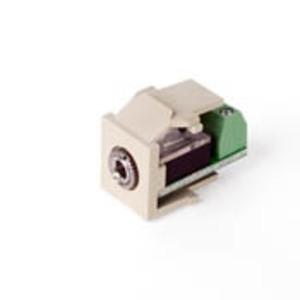 Leviton 40839-SIS Mod 3.5mm F-s Ivory