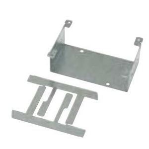 Tyco Electronics 553739-2 Transition Box, Wall Frame, Flush, for Holding Transition Blocks