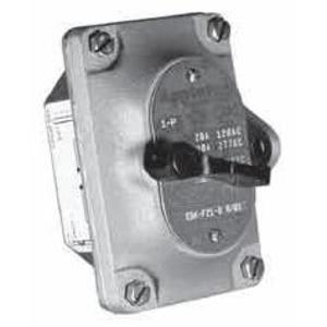 Appleton EDKF21Q EDS Switch, 1-Gang, 20A, 120/277V AC