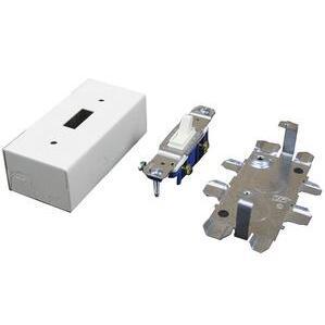 Wiremold V57240 500, 700 Raceway Single Pole Switch & Box