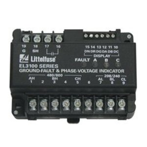 Littelfuse EL3100-00 LF EL3100-00 GROUND FAULT AND PHASE