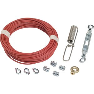 Square D XY2CZ9325 Limit Switch, Cable Pull, Mounting Kit, 3.2mm x 25m Cable Length