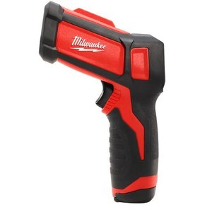 Milwaukee 2266-20 Temperature Gun, Range: -20°F to 932°F *** Discontinued ***