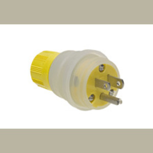 Woodhead 24W47EZ L5-15P WATERTITE PLUG /