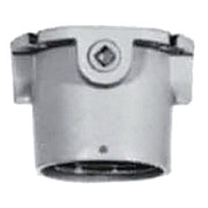 "Appleton CAC75 3/4"" Hub, Code Master™ Luminaires Mounting Hood"