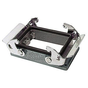 Thomas & Betts PB410A T&B PB410A Panel Mount Base, With Cover
