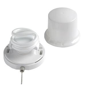 Pass & Seymour 278-FL CFL LAMPHOLDER 660W 250V PULL CHAIN
